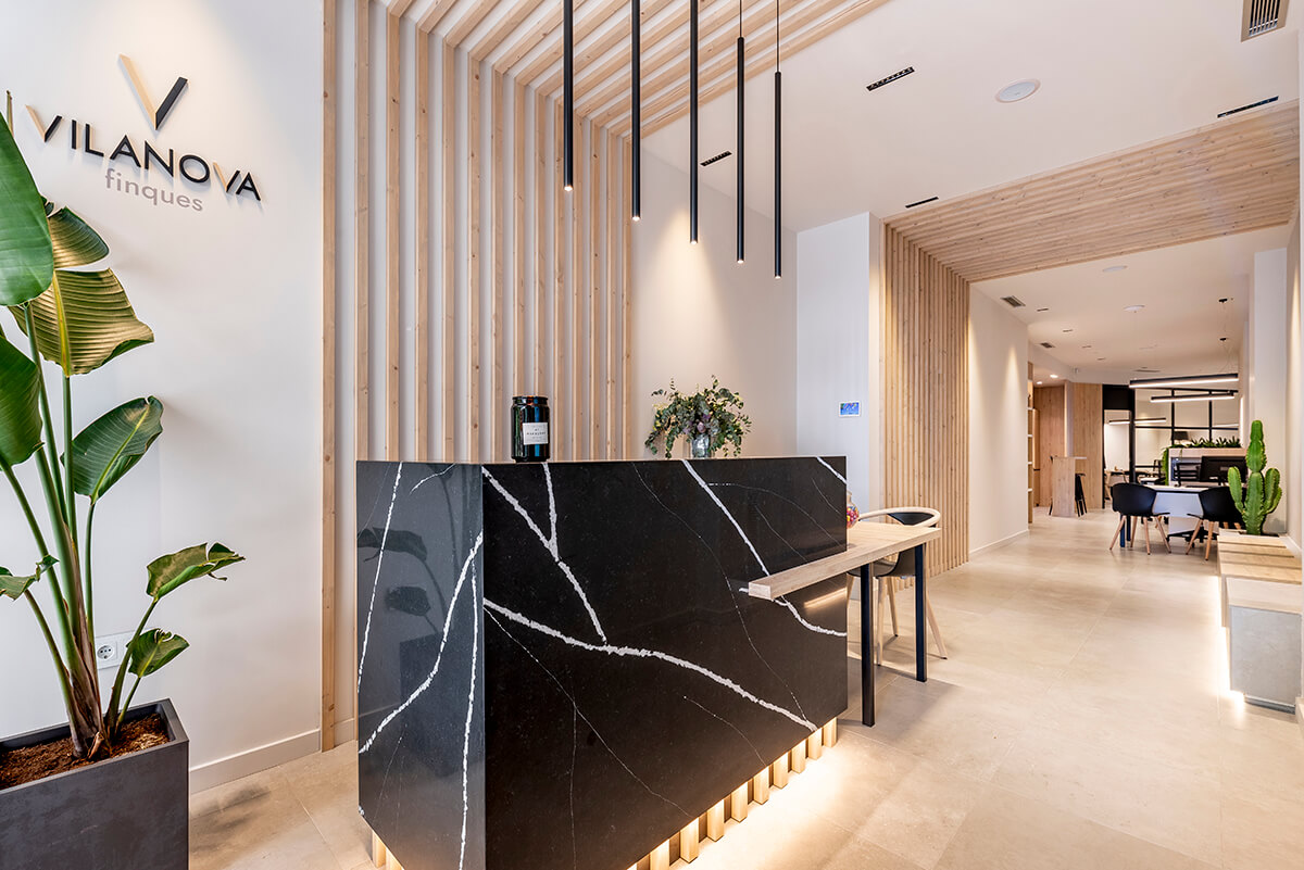 Nueva oficina Vilanova Finques 2
